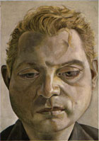Lucien Freud's lost portrait of Francis Bacon
