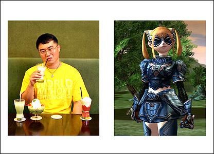 Geek and avatar