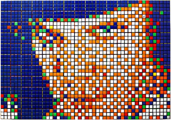 Rubik Kubrick