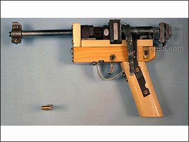 Unabomber Pistol