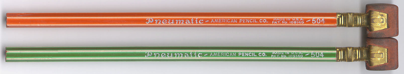 A couple of lovely pencils
