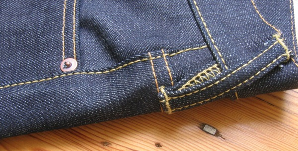 Just look at that belt-loop stitching.